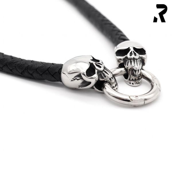 Evil Skull black